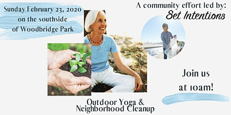 Outdoor Yoga and Neighborhood Trash Cleanup tickets