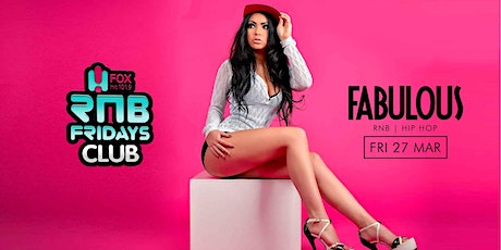 FABULOUS FRIDAYS Level 3 Nightclubs  Friday 27th March tickets