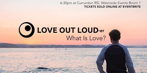 Love Out Loud - What Is Love?