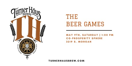 Turner Haus Brewery Presents: The Beer Games tickets