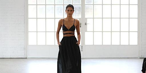 Matteau Runway at Mercedes-Benz Fashion Week Australia