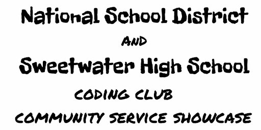 2019-20 SUHI-NSD Computer Science Coding Clubs Community Showcase