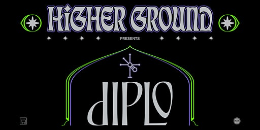 Higher Ground Presents: Diplo