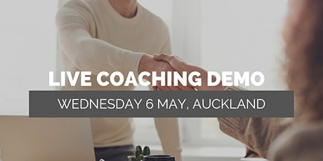 Leadership Action Network Breakfast: Live Coaching Demo tickets