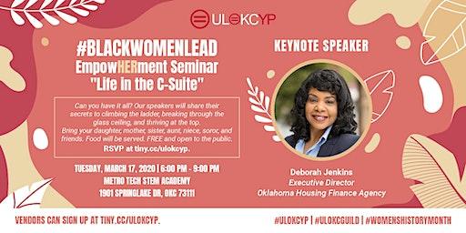 #BlackWomenLead EmpowHERment Seminar