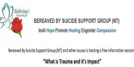 """What is Trauma and it's Impact"" tickets"