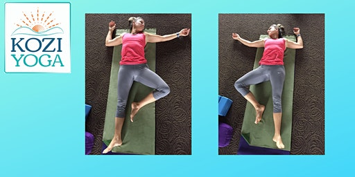 Dial Down Pain and Racing Brain: A Reembodied Yoga Practice