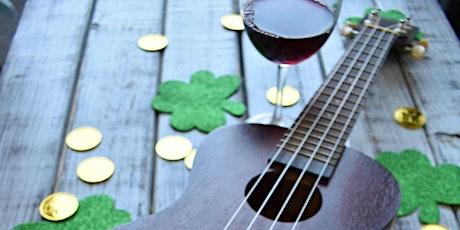 St. Paddy's Day Ukulele Sip & Strum tickets