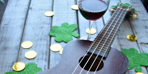 St. Paddy's Day Ukulele Sip & Strum