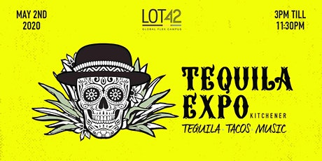 Kitchener Tequila Expo  tickets