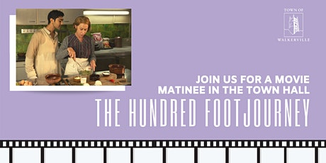 Movie Matinee  - The Hundred Foot Journey tickets