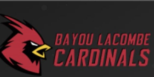 Bayou Lacombe Cardinals vs Alabama Black Hawks