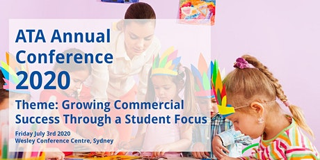 Australian Tutoring Association Annual Conference 2020 tickets