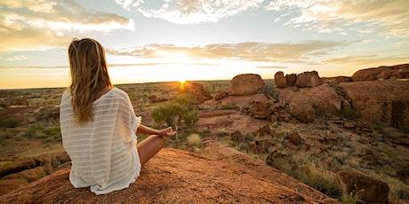 Meditation + Sound Bath at Open Doors Yoga in N. Attleboro tickets