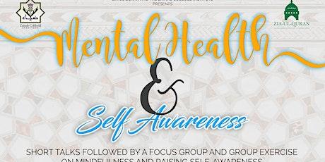 Mental Health & Self Awareness tickets