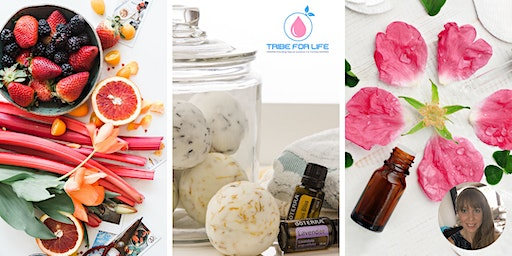 Essential Oil Masterclass with Tribe for Life