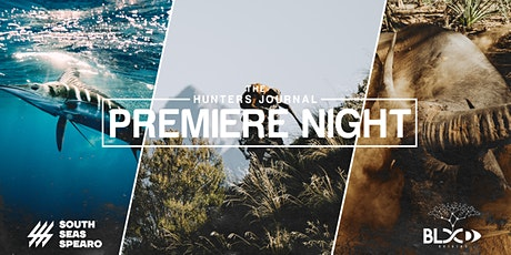 The Hunters Journal Premiere Night (+ Issue 5 launch party) tickets