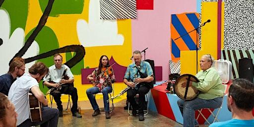 One Community: An Irish Session with the Contemporary Irish Arts Center LA