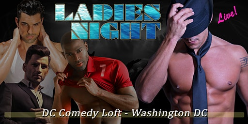 Ladies Night Out LIVE - Downtown DC