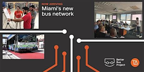 Better Bus Project! West Kendall boletos