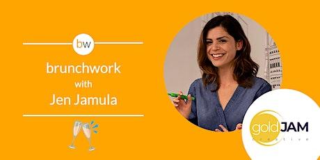 Pitching/Presentations brunchwork with Jen Jamula tickets