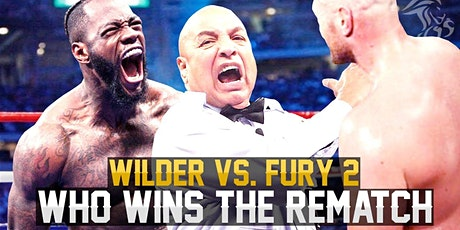 Wilder vs Fury 2 at The Office Pub on John Street tickets