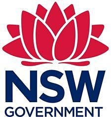 NSW Department of Customer Service logo
