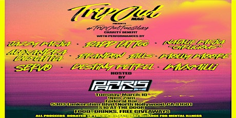 TripOut MAG presents #TripOutTuesday tickets