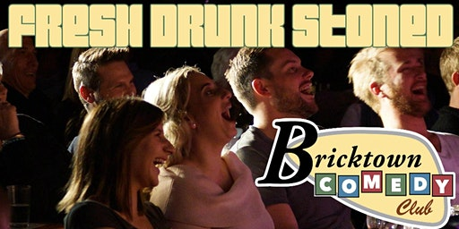 FREE TICKETS   BRICKTOWN COMEDY CLUB 2/20   Stand Up Comedy Show