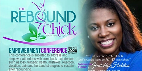The Rebound Chick Empowerment Conference 2020 tickets