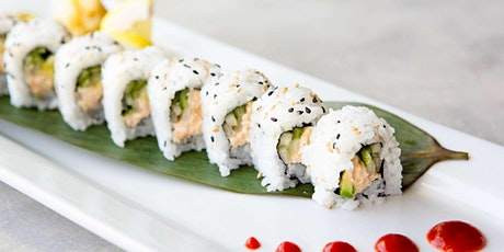 Sushi Rolls Two Ways - Cooking Class by Golden Apron™ tickets