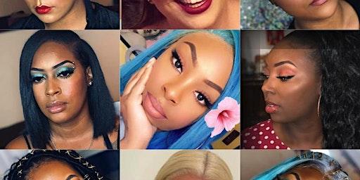 Tiara's Group Makeup Class