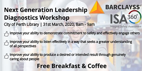 Next Generation Leadership Diagnostics Workshop  tickets
