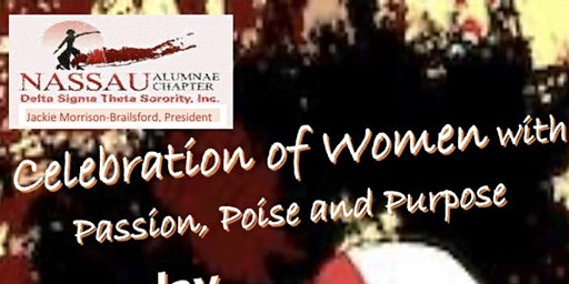 Celebration of Women with Poise, Passion and Purpose