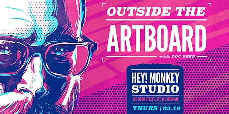Outside the Artboard with Doc Reed tickets