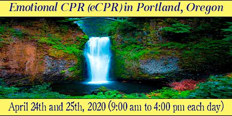 Emotional CPR (eCPR) tickets