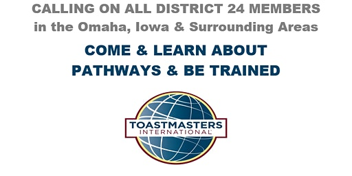 Toastmasters Pathways Educational Program Hands-On Training