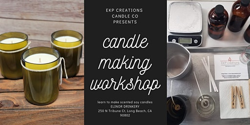 Candle Making Workshop - March 1