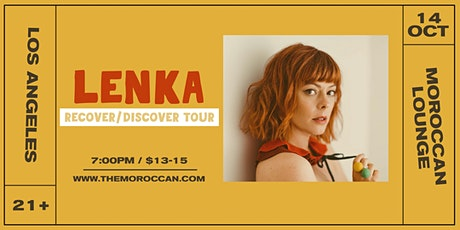 Lenka tickets