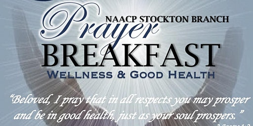 2020 NAACP STOCKTON BRANCH PRAYER BREAKFAST