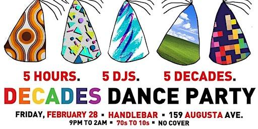 Decades Dance Party