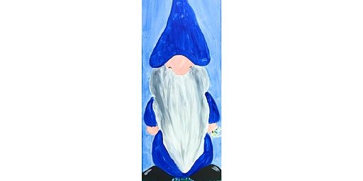 """Adult Open Paint (18yrs+)  """"Gnome"""""""