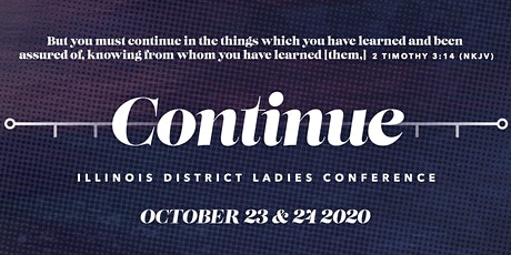 2020 Illinois District Ladies Conference tickets