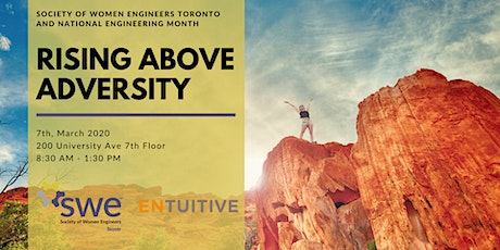 Rising Above Adversity | National Engineering Month Panel tickets