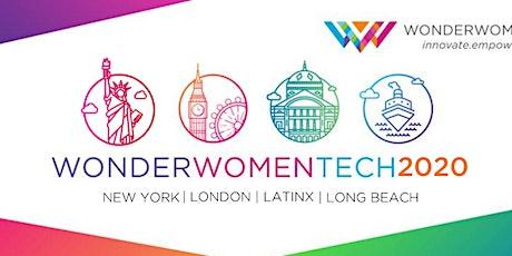 Wonder Women Tech Global Summit in New York at NYU Skirball Center! tickets