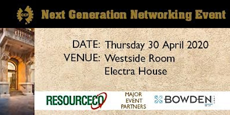 POSTPONED: CCF SA Next Generation Networking Event tickets