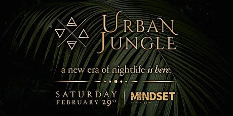 Urban Jungle tickets