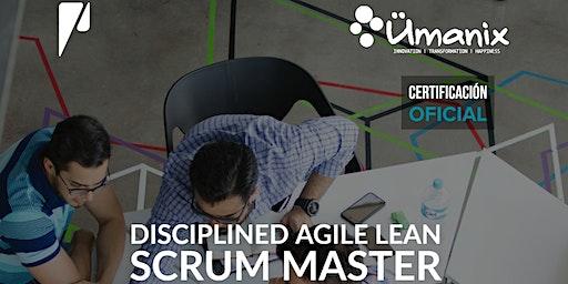 Taller Para Certificación Disciplined Agile Lean Scrum Master (DALSM)