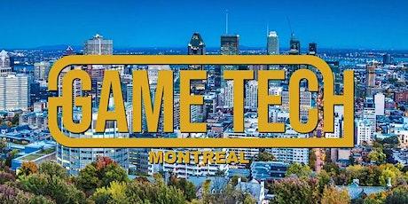 Game Tech MTL - February 2020 Meetup tickets