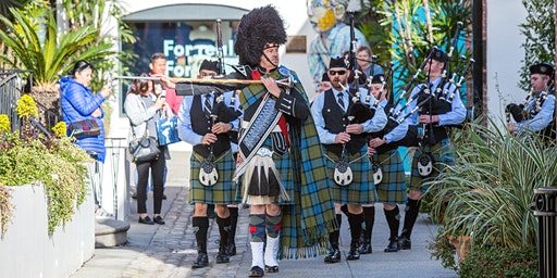 The Pasadena Scots Bagpipes and Drums